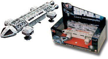 Space 1999 Special Edition Eagle Transporter Diecast Metal ...