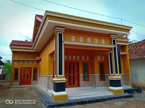 17 desain rumah dengan teras dak minimalis di 2020