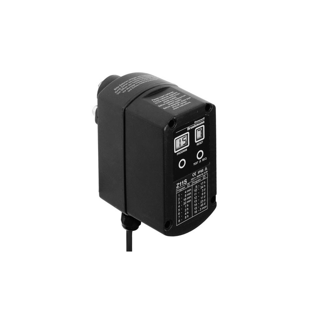 Honeywell Z11SA Automatic Reverse Rinsing Actuator