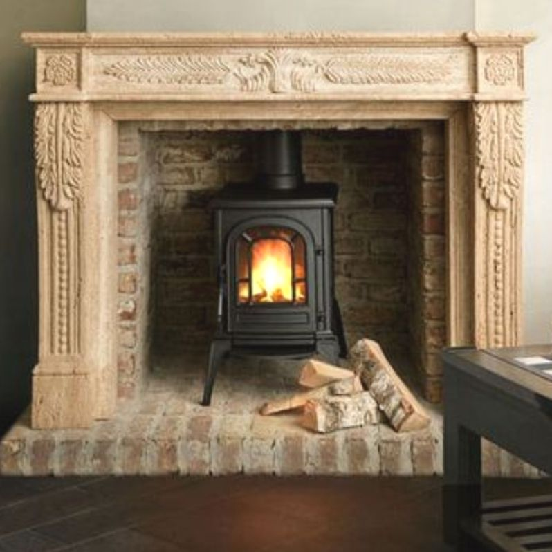 Woodburning Stove Chimney Flue Fireplace Surveys Installation