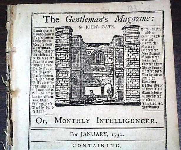 Regency Era Newspapers and Periodicals, via Regency Era