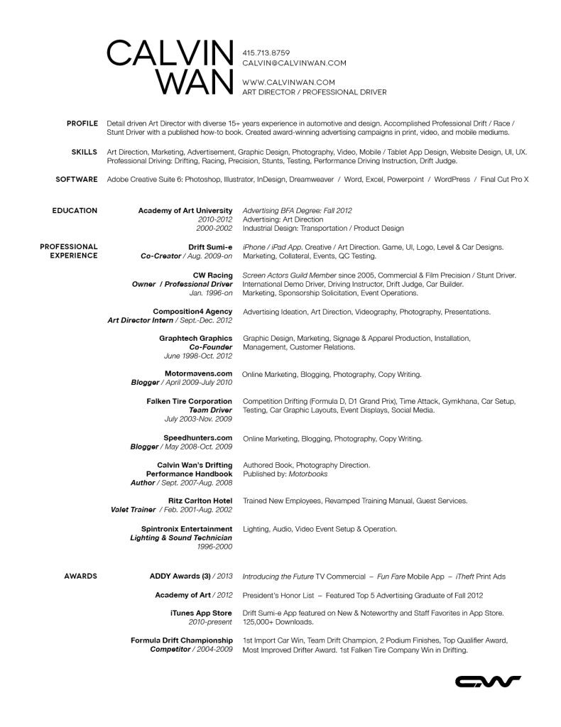 Creative Director Resume Examples Sample Builder Creative 3XNxefNs ...