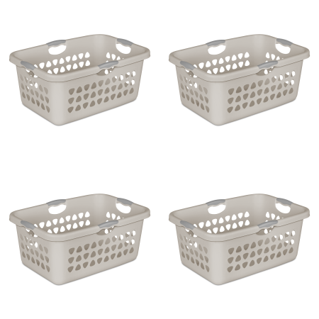 Home Products Laundry Plastic Laundry Basket Laundry Basket