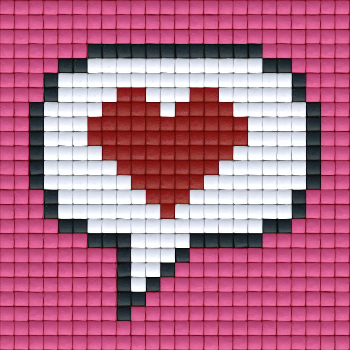 картинки по клеточкам сердечки с флагами продавайте продукцию акцизными