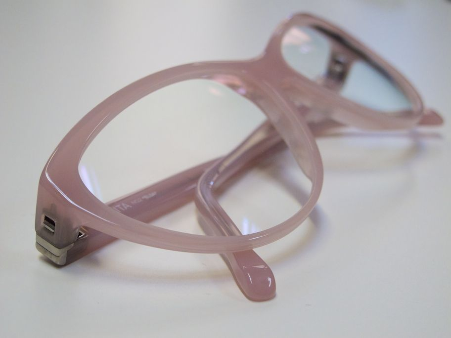 ee6cbda9a78 My glasses! Mykita Elsa in colour Sherbert (now discontinued)