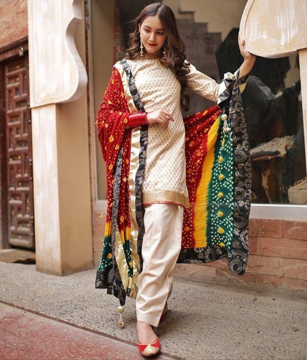 4f23f164b7 M-Preet Bandhni Suits, Salwar Suits, Punjabi Suits, Pakistani Dresses,  Pakistani