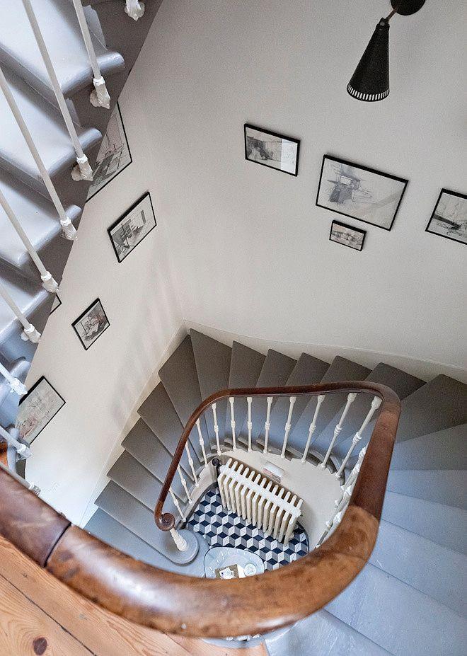 Ambiance Vintage A Bordeaux Avec Images Cage Escalier Maison