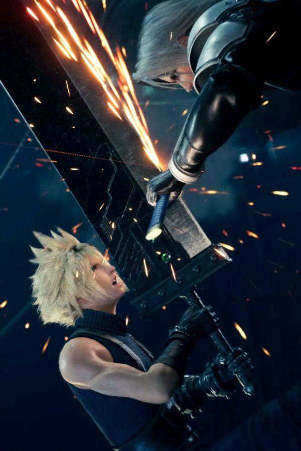7 Reasons to Play Final Fantasy VII Remake