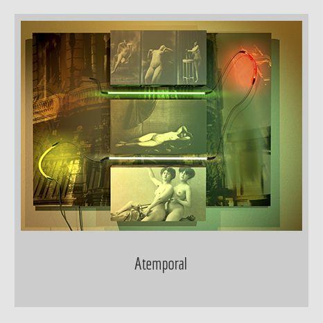 ATEMPORAL. YENY CASANUEVA Y ALEJANDRO GONZÁLEZ. PROYECTO PROCESUAL ART.