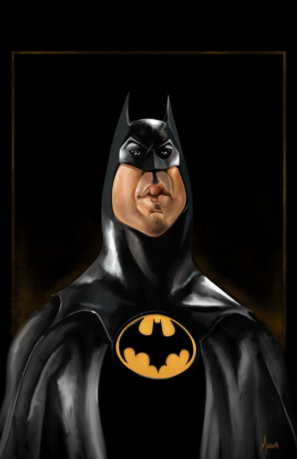 Прикольные картинки по бэтмену