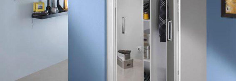 Les portes de placard pliantes DECO Pinterest - fixation porte de placard