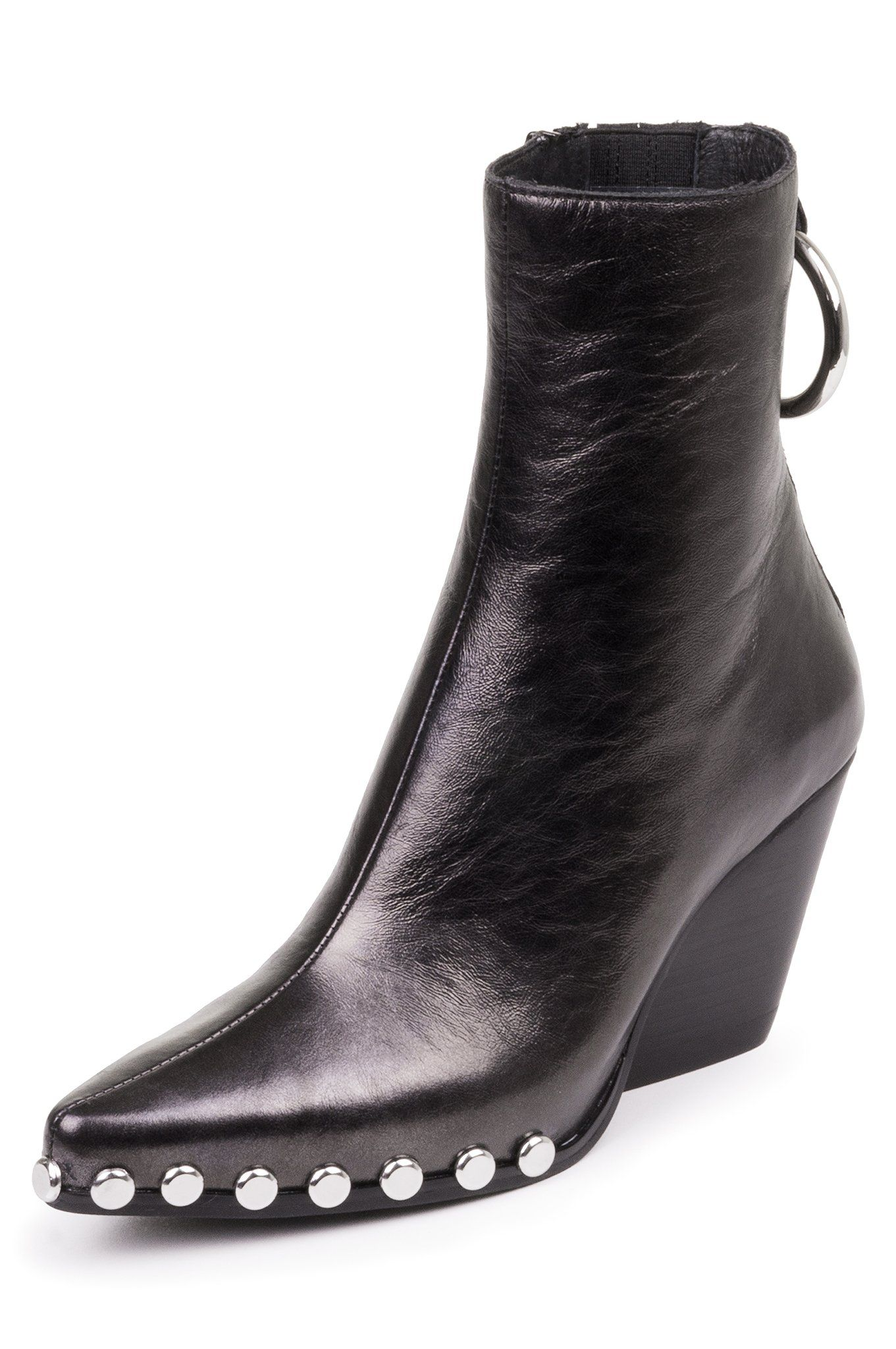 Walton Str Boots Kitten Heel Shoes Jelly Shoes Outfit