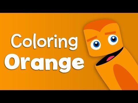 English Corner Time: BabyFirstTV: Color Crew - Learn Colors - Orange | Color Lesson for Kids http://englishcornertime.blogspot.com