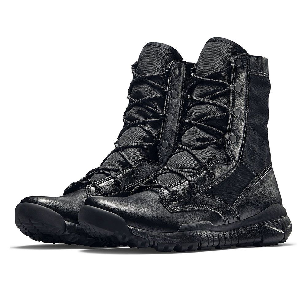 9eb49b46a3c NIKE SFB SPECIAL FIELD LEATHER KEVLAR TACTICAL POLICE DURABLE ...