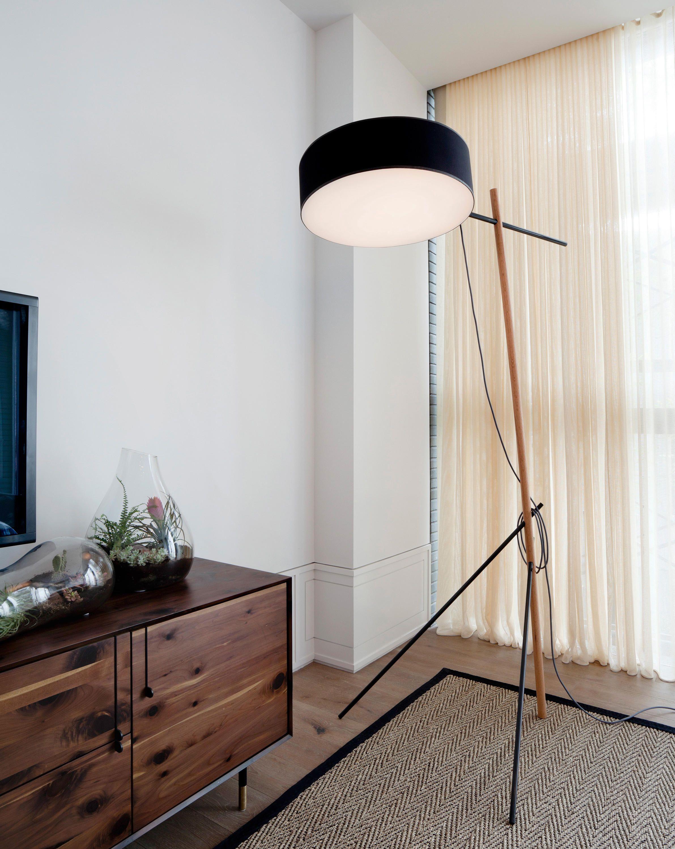 EXCEL FLOOR LAMP WHITE Designer General lighting from