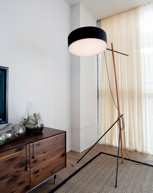 Excel Floor Lamp White Designer General Lighting From Roll Amp Hill All Information High