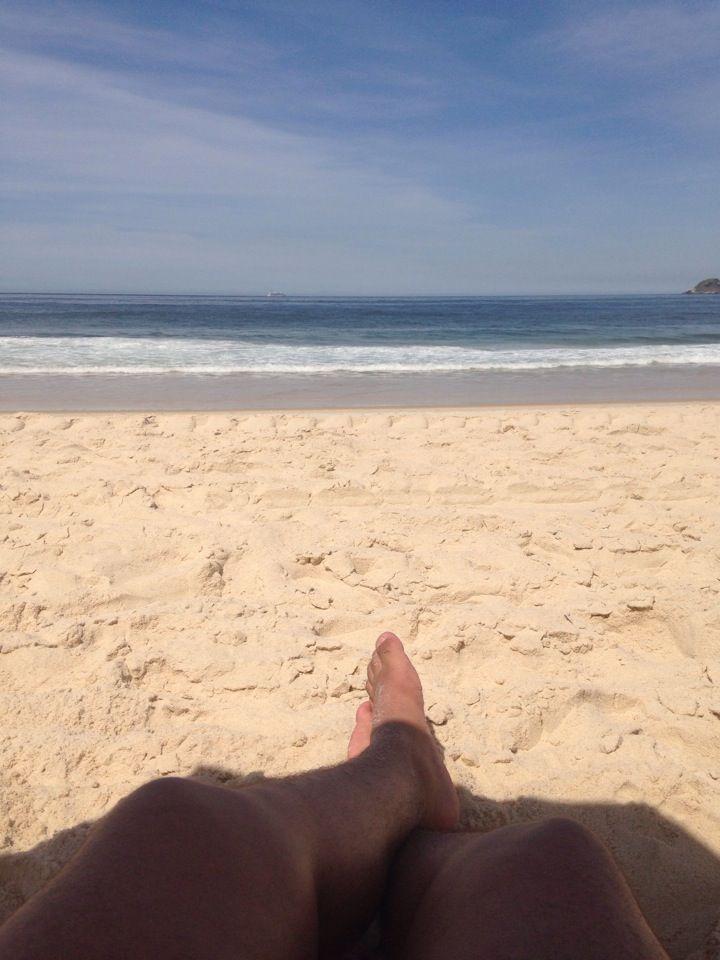 Praia De São Conrado, Rio De Janeiro - Brasil