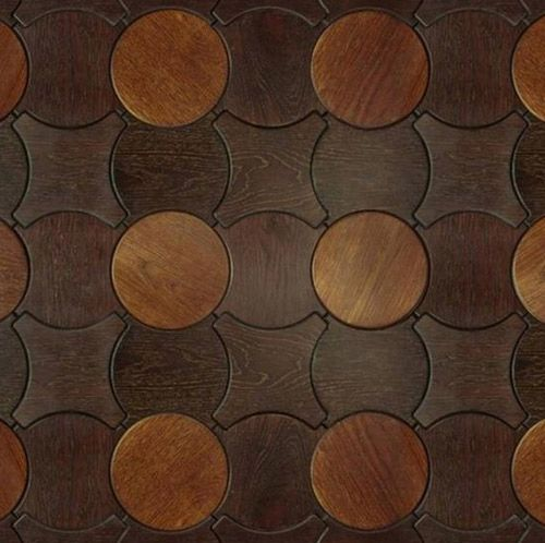 Interlocking Wood Floor Tiles For Parquet By Jamie Beckwith ... I Like For A