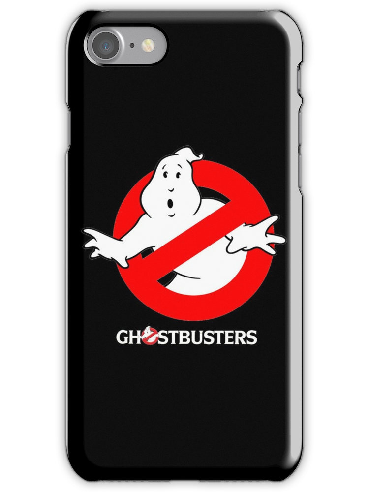 ghostbusters iphone 7 case