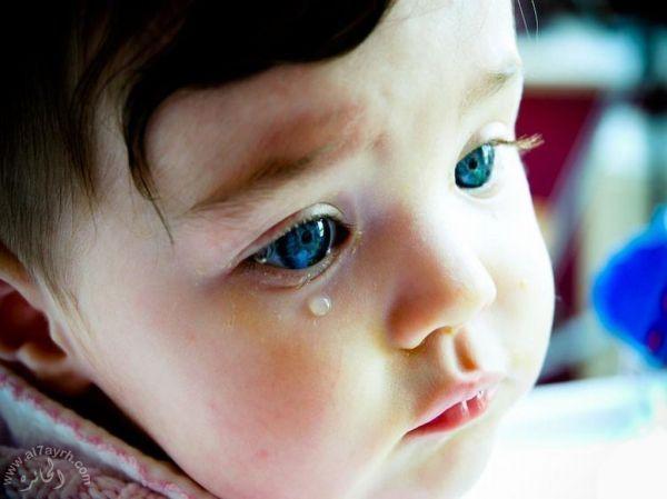 صور أطفال حزينة بدموع وبراءة الأطفال ميكساتك Baby Crying Tears Photography Baby Photos
