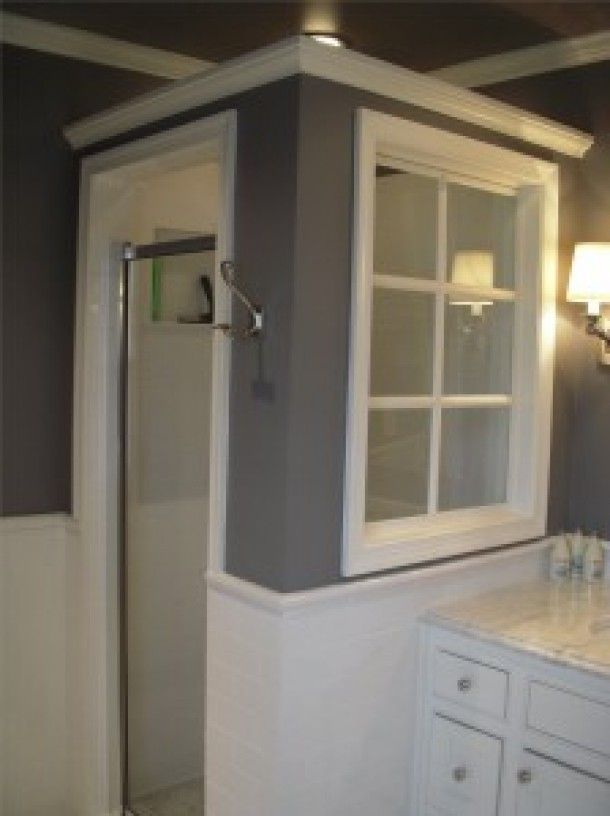 Shower Stall With Window
