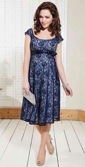 Ideas De Vestidos Para Embarazadas Mama Y A La Moda