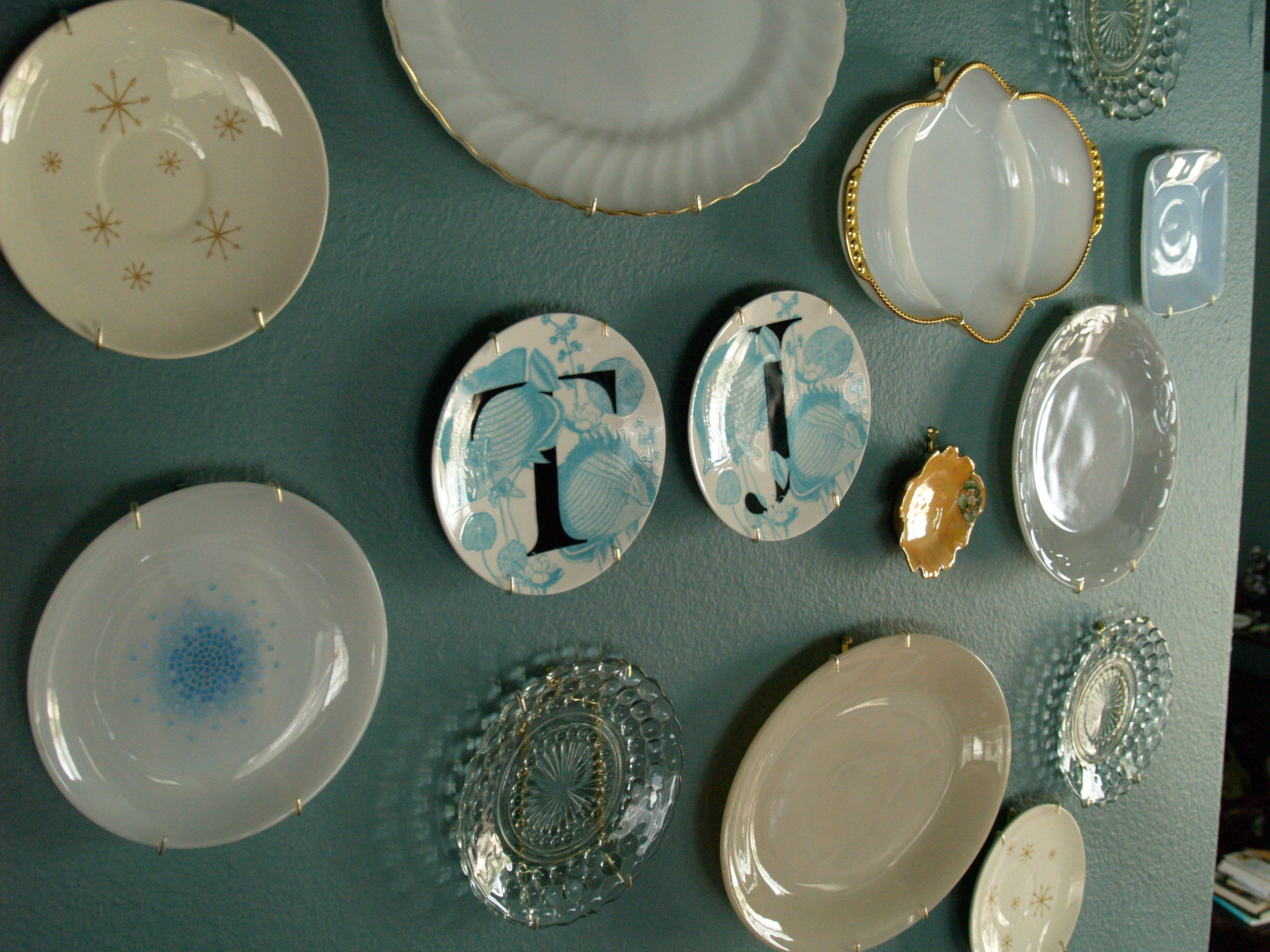 Plates On Wall, Plate Wall