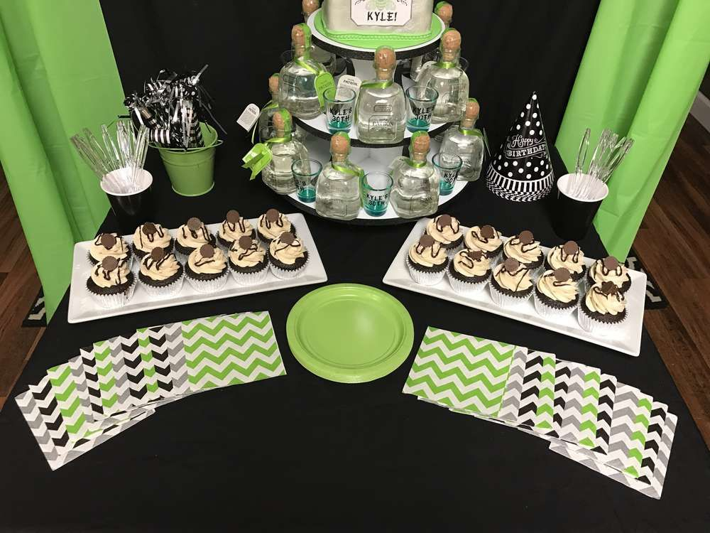Patron Birthday Party Ideas With Images 40 Birthday Gifts