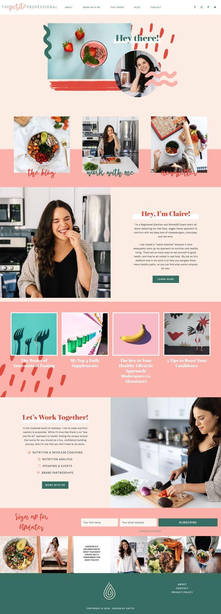 Website Design Portfolio | Gatto