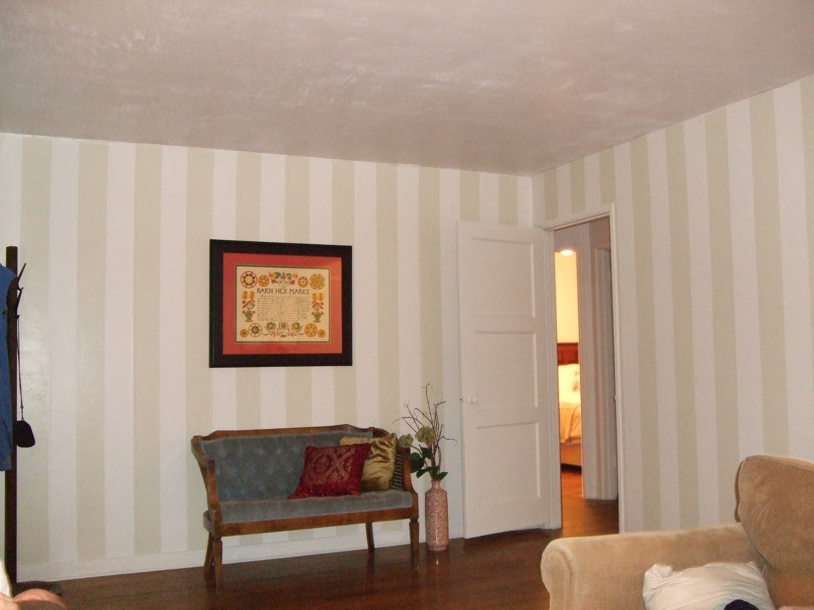 Best Interior Paint Brand Modern Grey Striped Wall Color Designs .