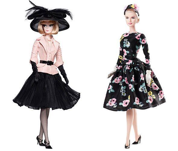 Keräilynuket – Haute couturea ja räpsyripsiä – Anna&Ellit