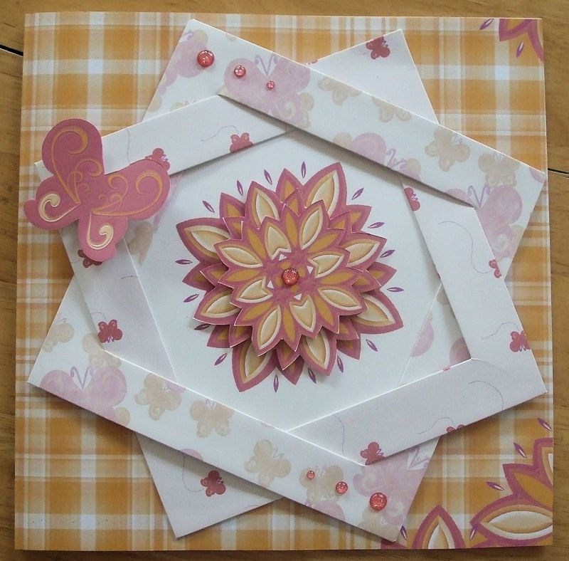 New Card Making Ideas Part - 35: All Occasion Card - Send My Brain Aflutter