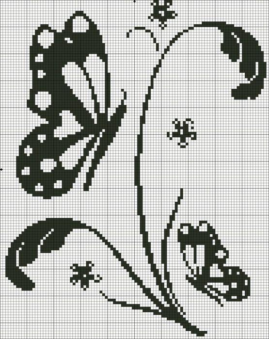 Gallery.ru / Фото #157 - Монохром - elena-555   farfalle   Pinterest ...