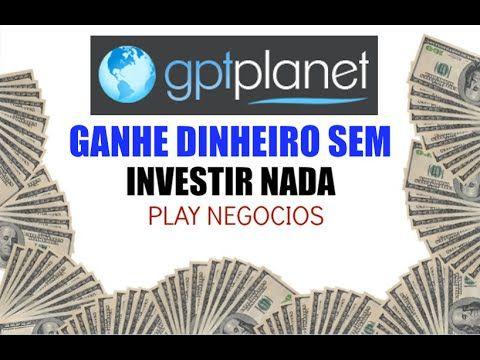 21 - Ganhe dinheiro sem Investir nada - GptPlanet