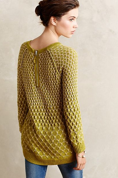 Dot-Dot Pullover - anthropologie.com