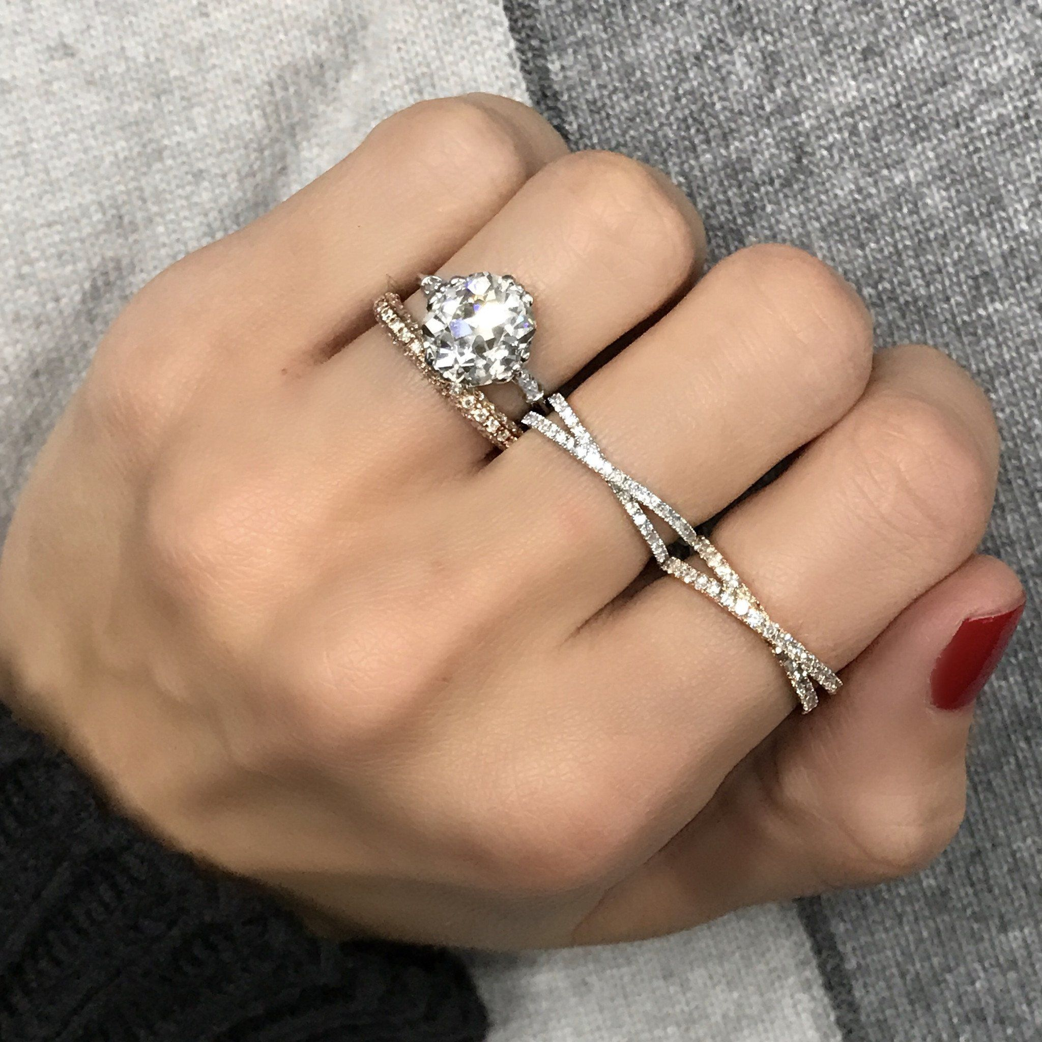 rings cross round vite engagement shop rampicante diamond solitaire category la product bridal wedding shannon fine ring jewelry
