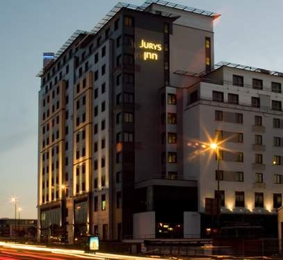 Hotels In Nottingham City Centre Jurys Inn
