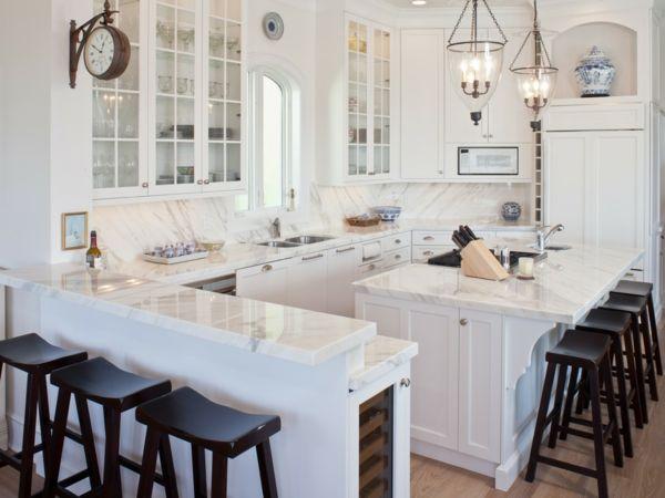 le plan de travail en marbre cuisine ikeabar - Bar Plan De Travail Cuisine Americaine