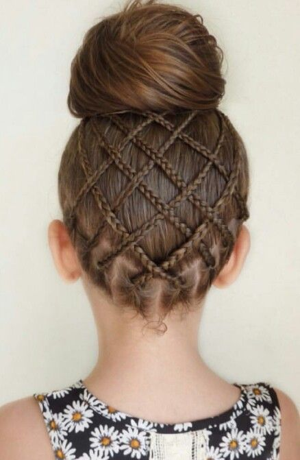 Image Result For Fancy Hairstyles For Kids Little Girl Braid Hairstyles Braided Hairstyles Girls Hairstyles Braids