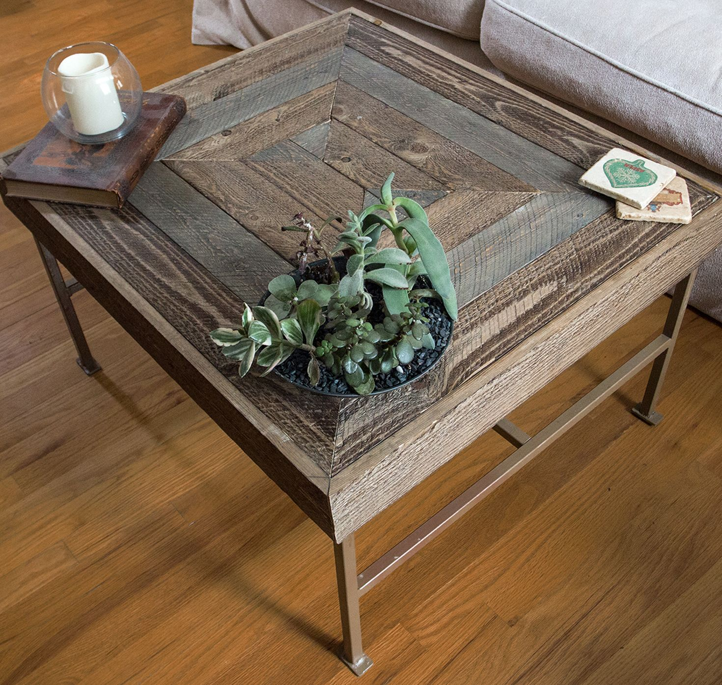 Barn Style Coffee Table Zef Jam