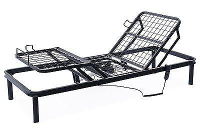 Electric Adjustable Bed Frame Adjustable Beds Pinterest