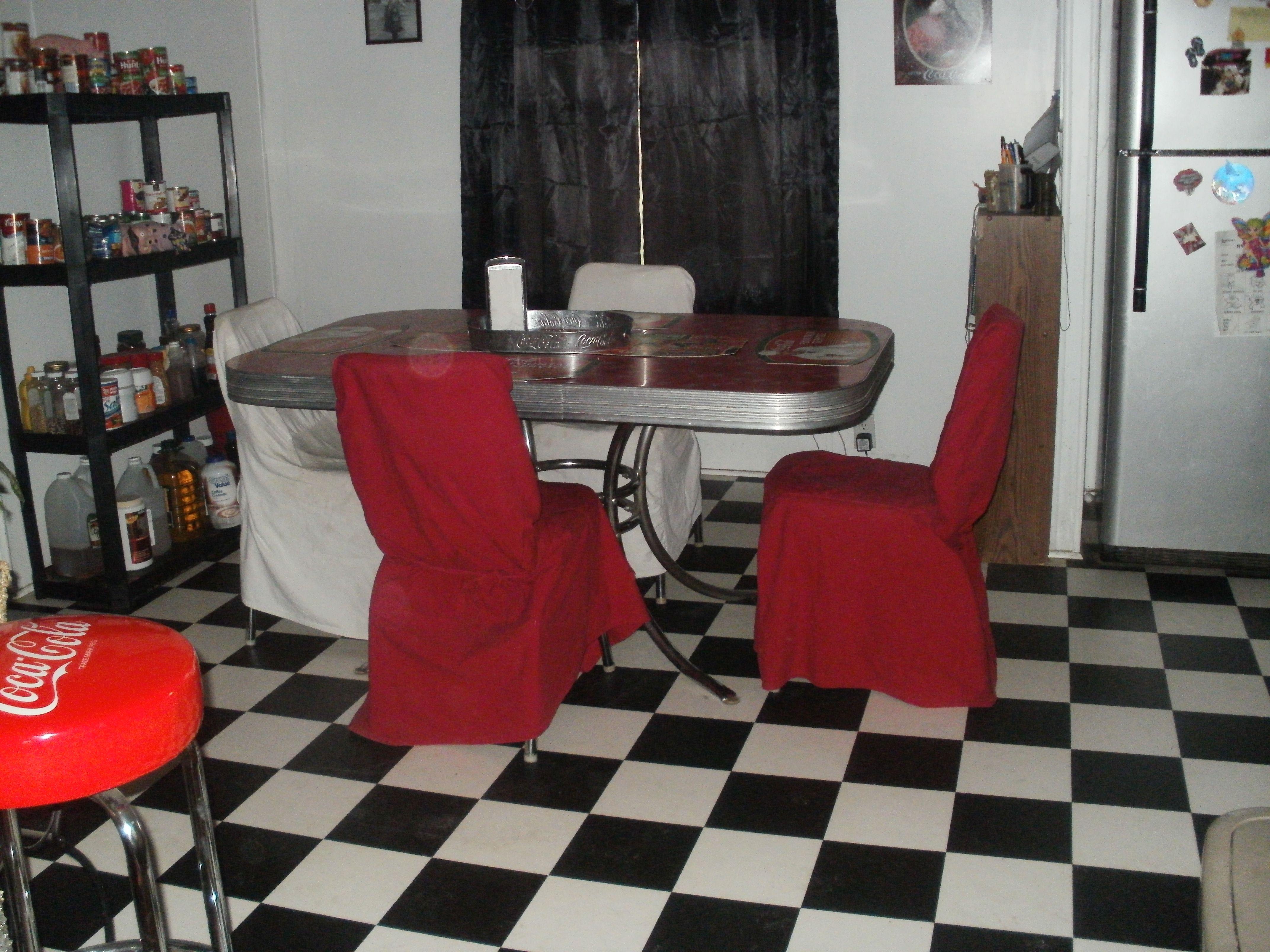 Coca Cola Dining Room