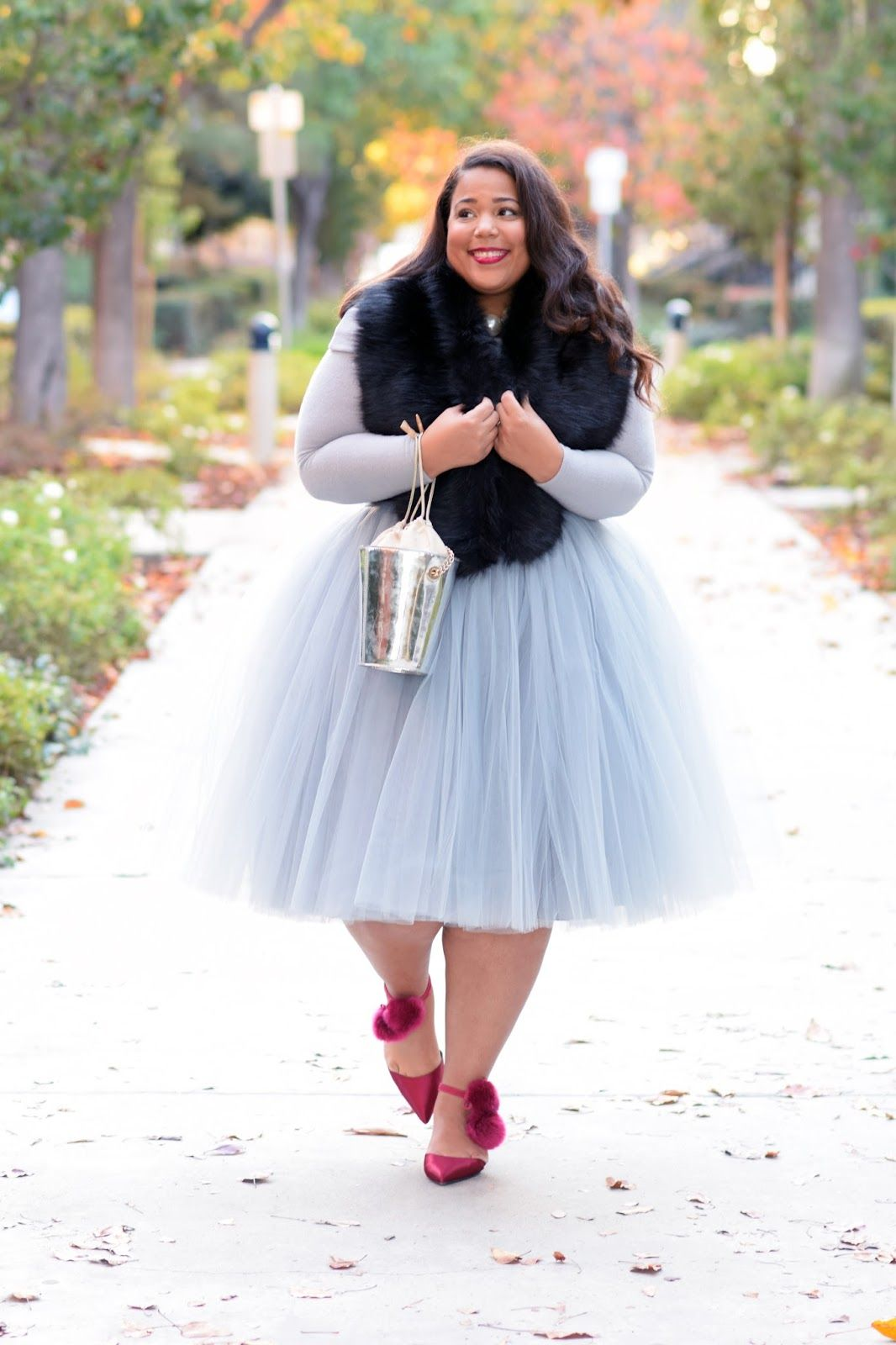 plus size Christmas Party outfit   Garner style, Fashion ...