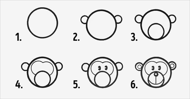Circles to the rescue: ten simple ways to make drawing with kids fun ...