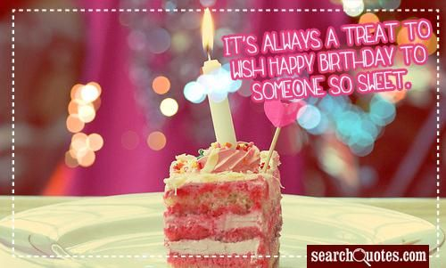 Short Birthday Wishes For Best Friend ~ Birthday quotes for lover girl quotes pinterest happy birthday