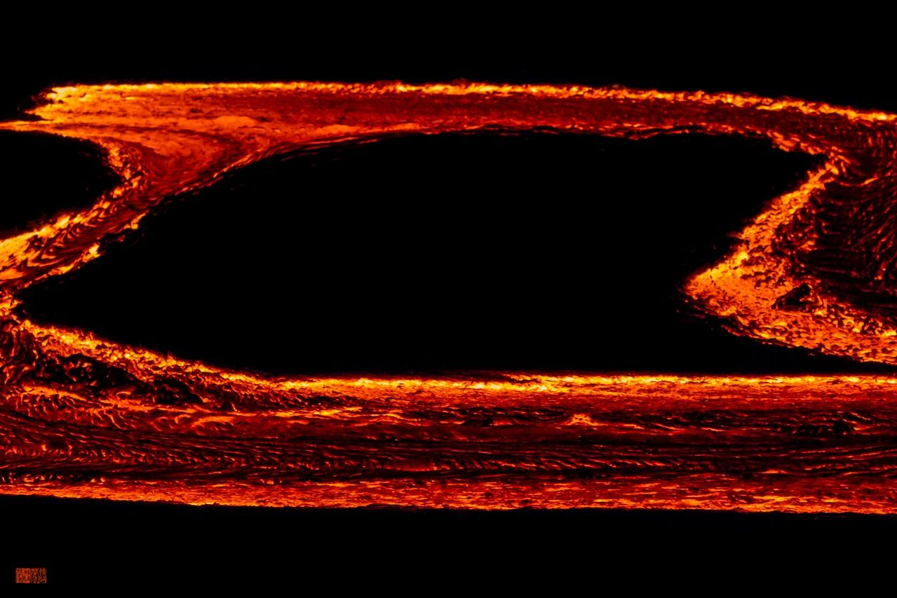 #Lava series - w/ @SanDisk #hawaii #photo #art #abstract