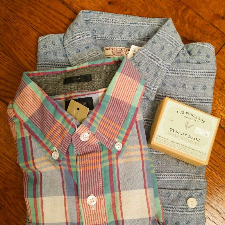 Getting into the southwest spirit this fall. Wallace And Barnes and Los Poblanos... J- Crew.