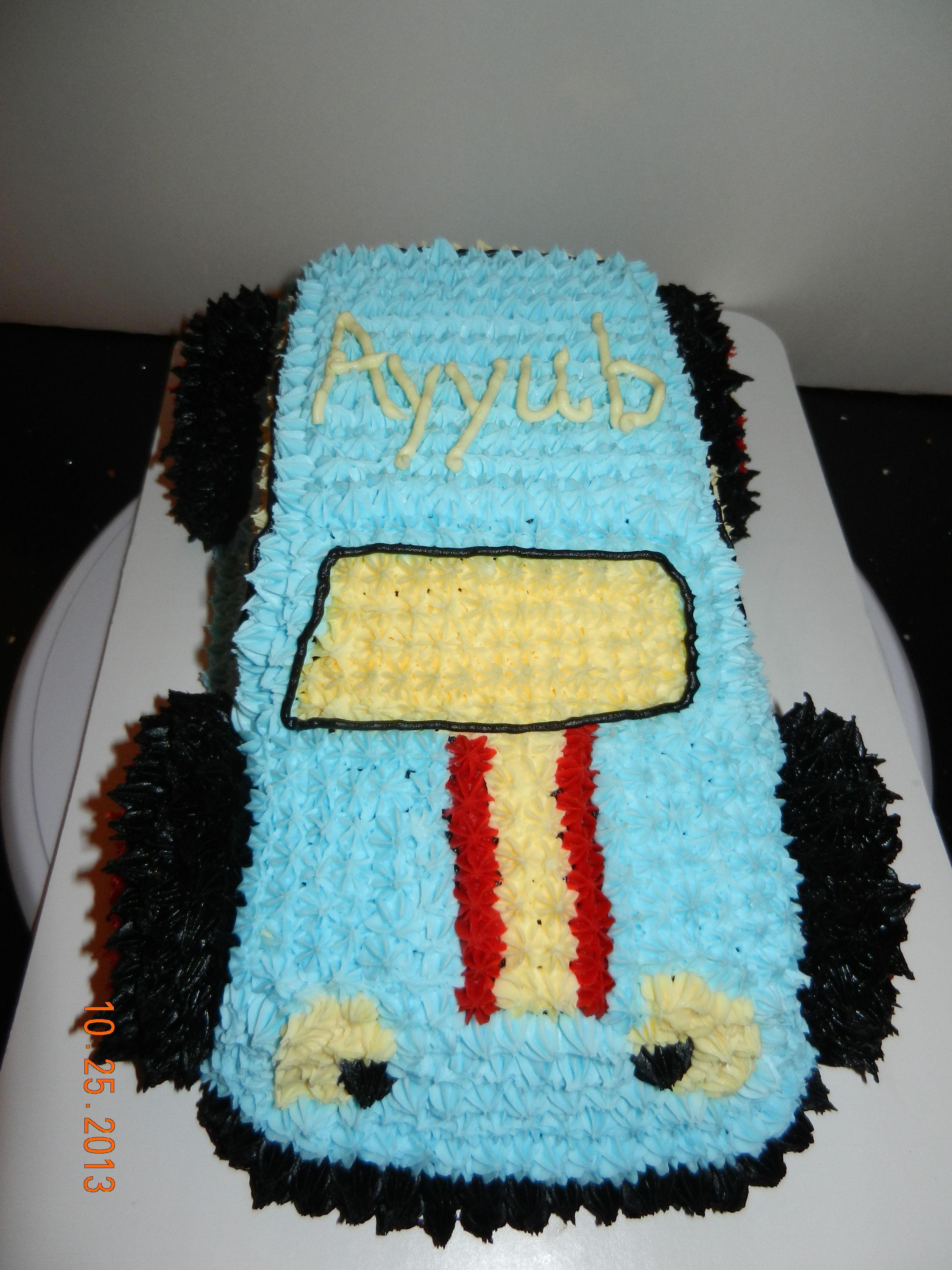 Car Cake Di s Custom Cakes Pinterest