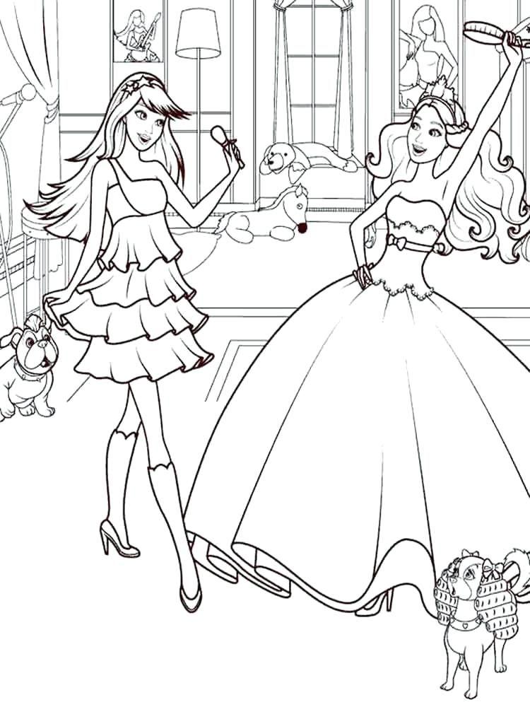 Raskraski Dlja Devochek Barbi19jpg 750a1000 Nnnn N Explore Frozen Coloring Pages And More Coloria Barbie Coloring Pages Barbie Coloring Princess Coloring Pages