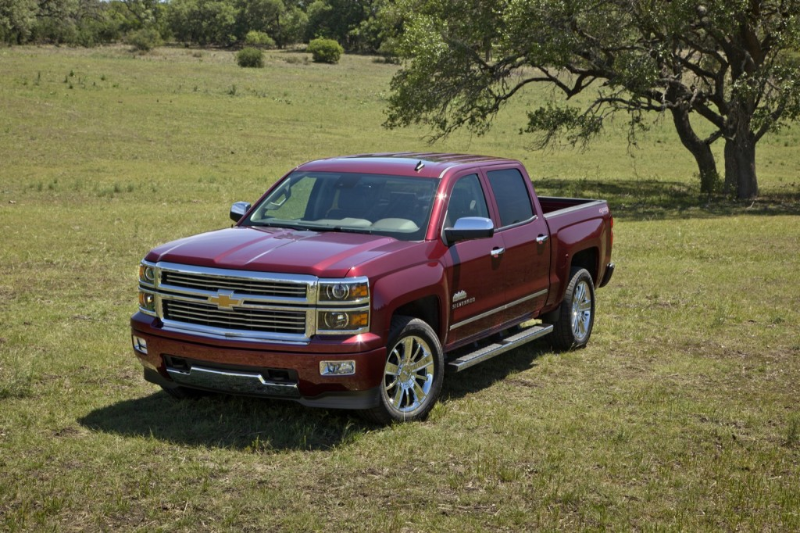 Chevrolet Silverado 1500 Trucks For 2014 Miodel Year 2014 Chevy Silverado Chevy Silverado High Country Silverado High Country